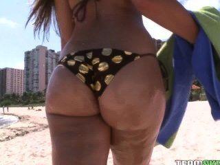 Povlife big ass smalltits morena nikki pedra pov sexo