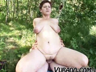 Maduro, par, Ao ar livre, sexo!