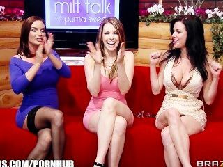 Milf talk próximo show de brazzers feb 20th 3:45 est 12:45 pst