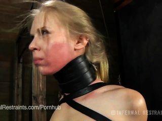 Sarah jane ceylon é treinada como escrava bondage