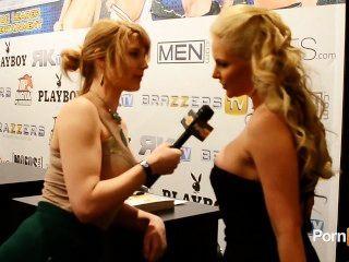 Pornhubtv phoenix marie entrevista em 2013 prêmios avn
