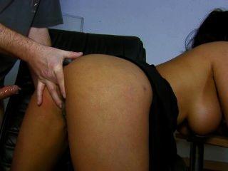 Tetas grandes latina raven gets fucked up the ass na webcam