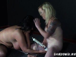 Escravizadas lésbicas brincando e meninas vibrador sexo de chubby amador andrea