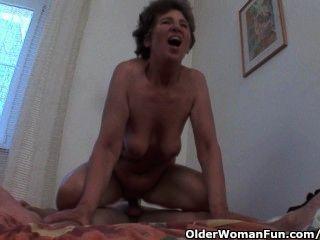 Galo avô fome adora sexo anal