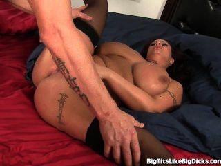 Super quente grande titty slut eva notty fica travesso