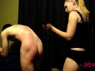 Dominação: flogging, spanking \u0026 slave switch