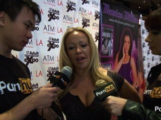 Pornhubtv austin taylor entrevista em 2014 prêmios avn