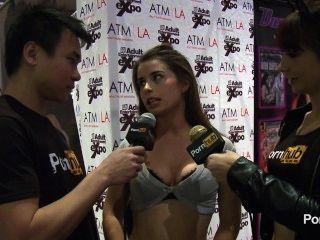 Pornhubtv bunny liberdade entrevista em 2014 prêmios avn