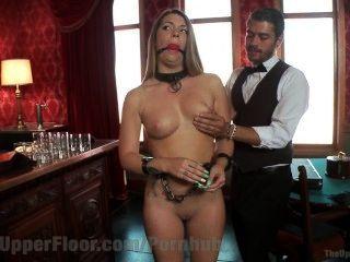O mordomo fode a empregada doméstica nova