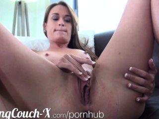 Casting couch x georgia pêssego animado para fazer pornô para $