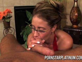 Eva notty hot blowjob