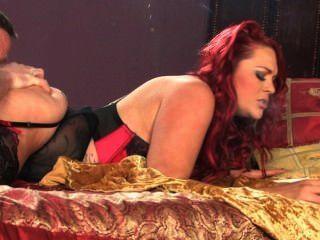 Paige prazer 120s fumar sexo