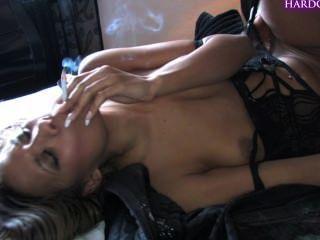 Keisha kane fumando sexo