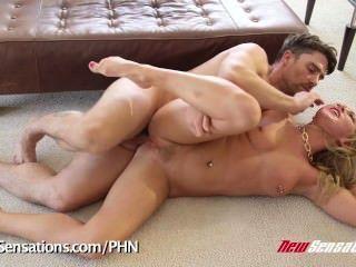 Novas sensações carter cruise squirt e sexo anal