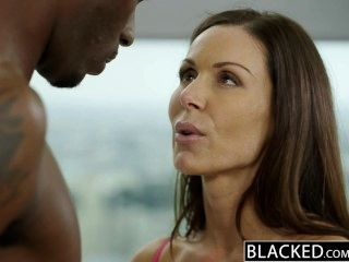 Blacked aptidão babe kendra lust loves enorme pretas galo