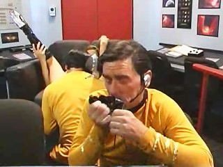 Star trek deepthroat