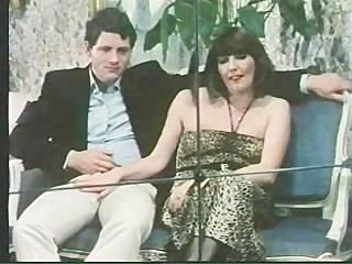 Orgia de sexo do vintage