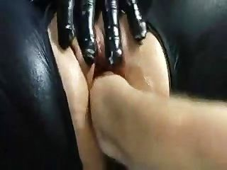 Super hot milf fisted como louco