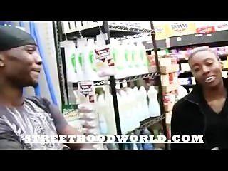 Amador faz primeiro vídeo após beig apanhado em supermercado