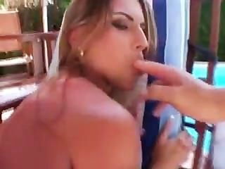 Sarah james anal fun