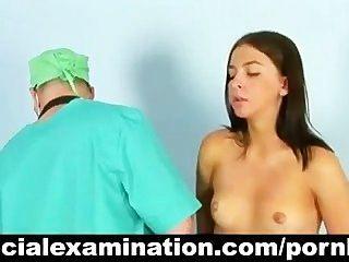 Exame médico especial