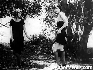 Pornografia antiga 1915 um passeio livre