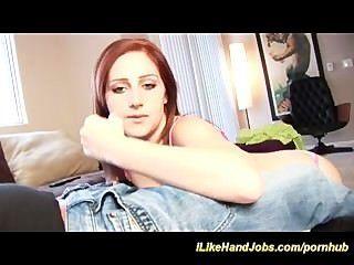 Trabalho de mão sexy