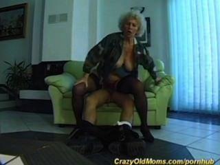 Sexo velho e jovem