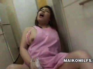 Sexo louco dona de casa japonesa kana miyagi