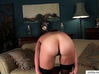 Mamãe redhead primeiro vídeo sexy