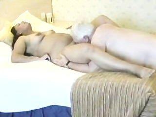 Índio, mulher, tendo, sexo, maduras, homem