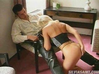 Silvia fá-lo outra vez