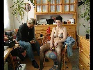 Mamada alemã madura