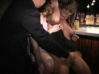 Mamilo rosa mamilo suga mamas mamas e galo no bar