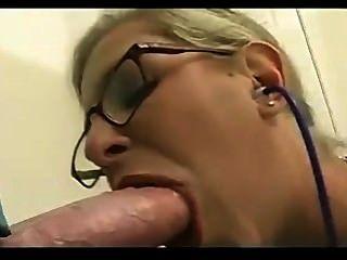 Oral amber creampie compilação