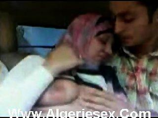 Hijab sexo árabe