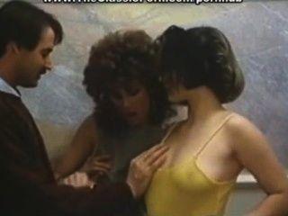 Idade dourada da pornografia: barbara ousa