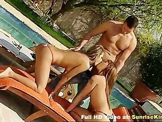 Simony diamond pool trio