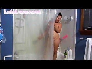 Lelu amor novo chuveiro parede vibrador