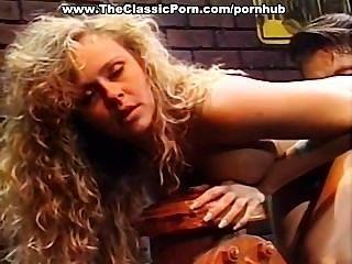 Linda, clássica, pornô, estrela