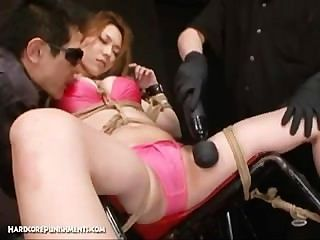 Sexo bdsm japonês sem censura extrema