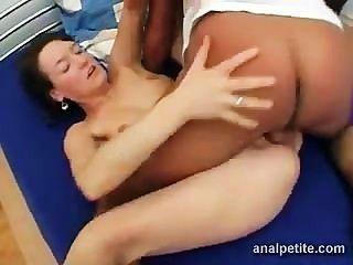 Fuck anal furtivo
