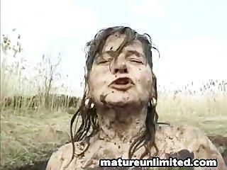 Foda grande da lama