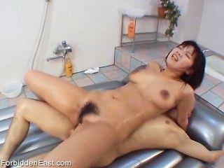 Não censurado japonês erótico fetiche sexo detenção (pt 6)