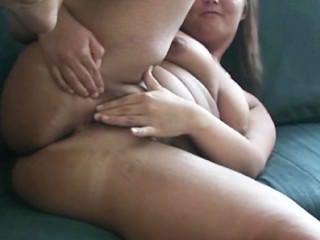 A mulher gorda gosta d na bunda