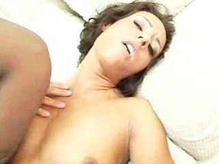 Menina portuguesa no mundo americano pornô