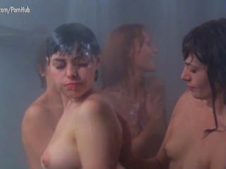 Dyanne thorne, lina romay e tania busselier