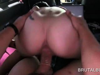 Morena, sexo, bomba, Levando, grande, dick, cima, dela, boceta