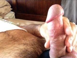 Masturbação longducdong com um anel de galo