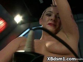 Bondage girl erotica cruel punishment